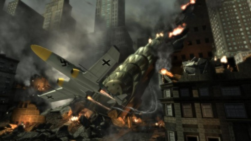 Screenshot 3 - Turning Point: Fall of Liberty