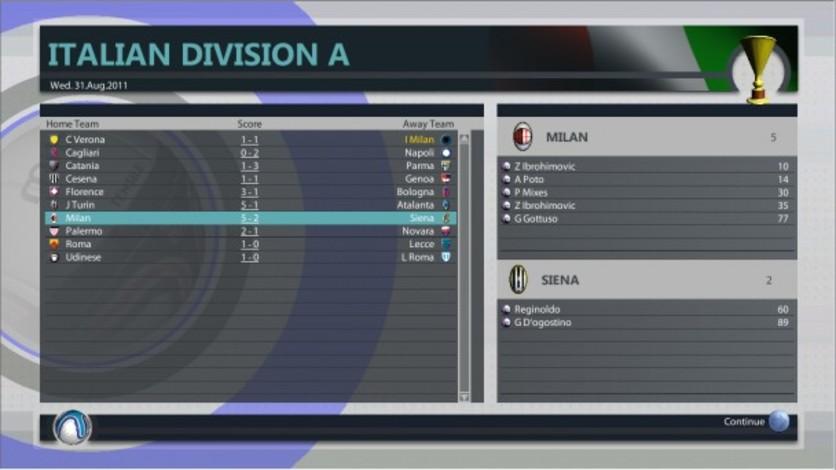Screenshot 7 - Premier Manager 2012