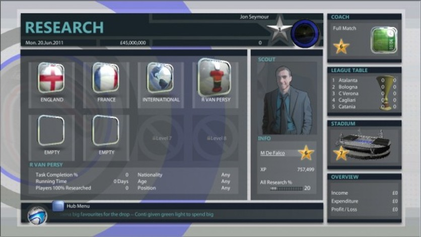 Screenshot 6 - Premier Manager 2012