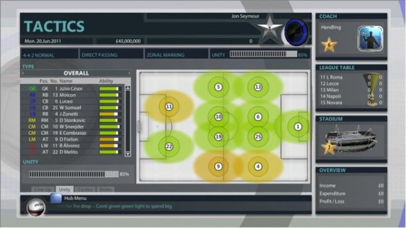 Screenshot 4 - Premier Manager 2012