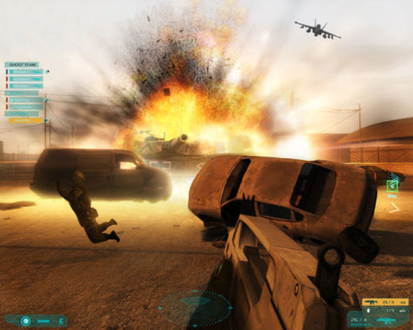 Screenshot 8 - Tom Clancy's Ghost Recon Advanced Warfighter 2