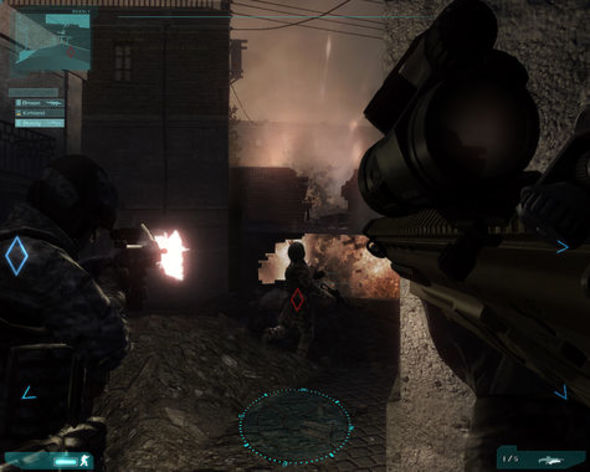 Screenshot 4 - Tom Clancy's Ghost Recon Advanced Warfighter 2