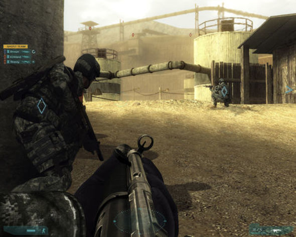 Screenshot 2 - Tom Clancy's Ghost Recon Advanced Warfighter 2
