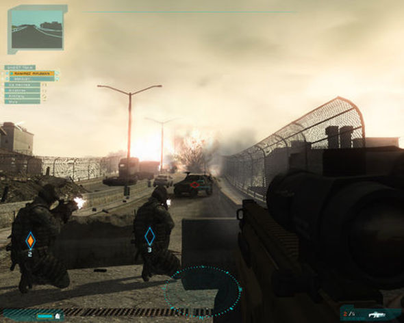 Screenshot 7 - Tom Clancy's Ghost Recon Advanced Warfighter 2