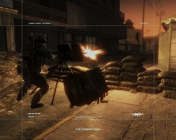 Screenshot 1 - Tom Clancy's Ghost Recon Advanced Warfighter 2