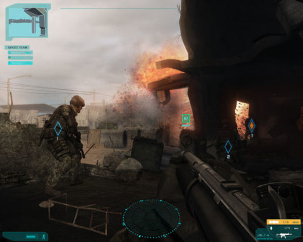 Screenshot 9 - Tom Clancy's Ghost Recon Advanced Warfighter 2