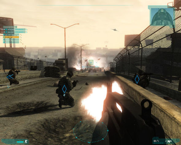 Screenshot 3 - Tom Clancy's Ghost Recon Advanced Warfighter 2