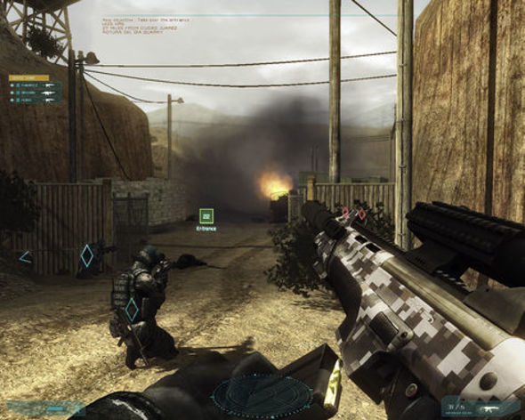 Screenshot 5 - Tom Clancy's Ghost Recon Advanced Warfighter 2