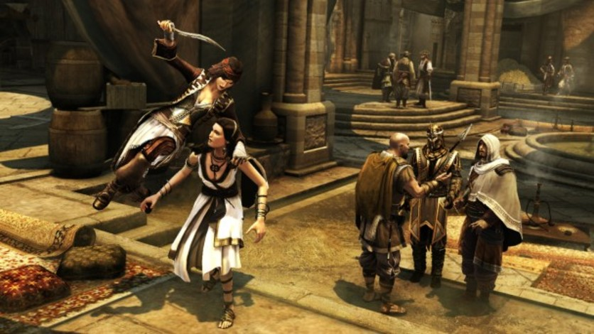 Screenshot 3 - Assassin's Creed Revelations: The Ancestors Character