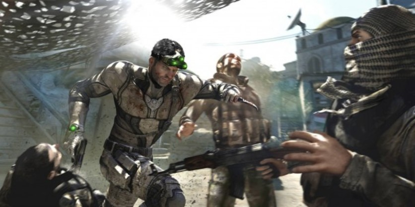 Screenshot 2 - Tom Clancy's Splinter Cell Blacklist Deluxe Edition