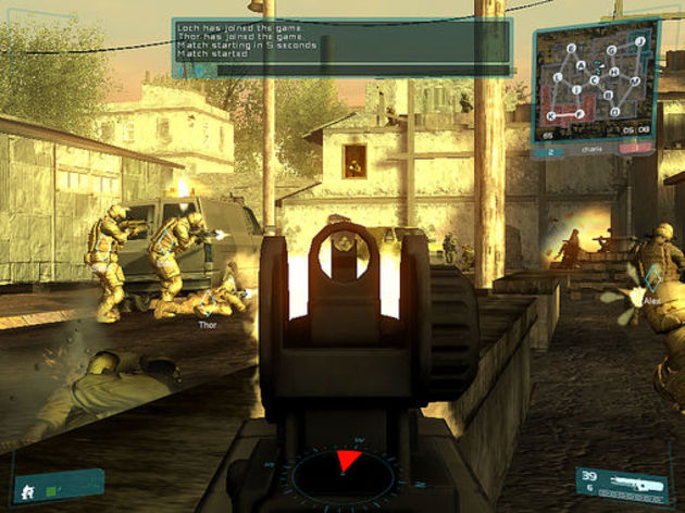 Screenshot 5 - Tom Clancy's Ghost Recon Advanced Warfighter