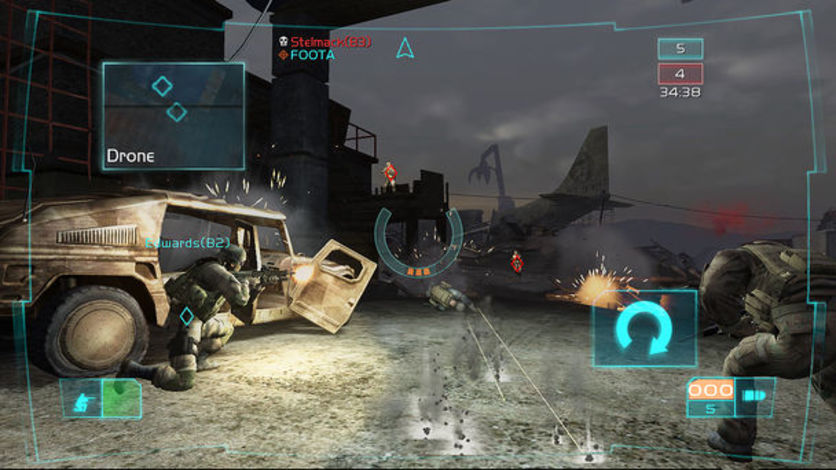 Screenshot 3 - Tom Clancy's Ghost Recon Advanced Warfighter