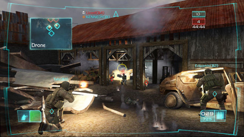 Screenshot 4 - Tom Clancy's Ghost Recon Advanced Warfighter