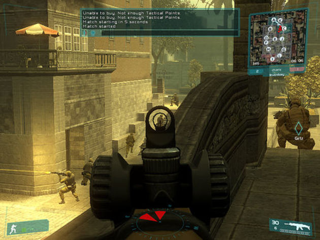 Screenshot 7 - Tom Clancy's Ghost Recon Advanced Warfighter