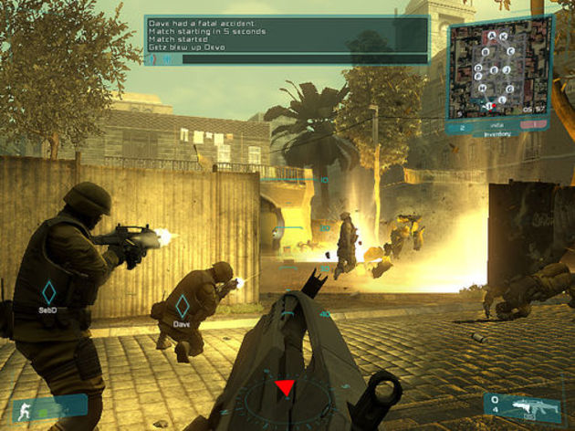 Screenshot 6 - Tom Clancy's Ghost Recon Advanced Warfighter