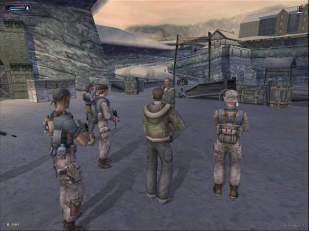 Screenshot 5 - Second Sight