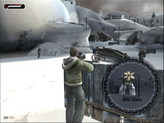 Screenshot 3 - Second Sight