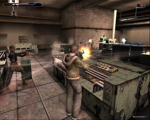 Screenshot 1 - Second Sight