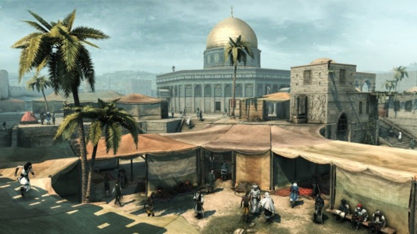 Screenshot 2 - Assassin's Creed Revelations: Mediterranean Traveler