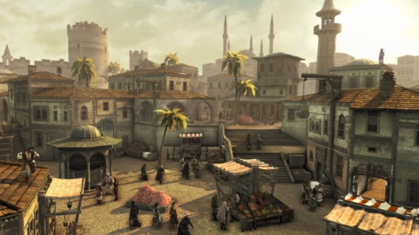 Screenshot 6 - Assassin's Creed Revelations: Mediterranean Traveler
