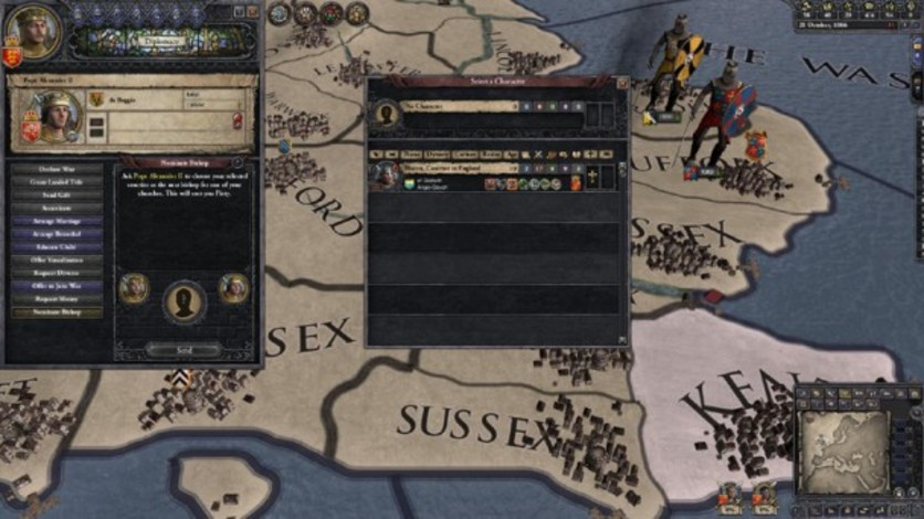 Screenshot 5 - Crusader Kings II: Sons Of Abraham Expansion