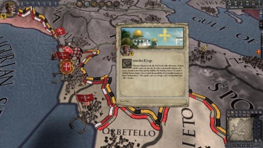 Screenshot 7 - Crusader Kings II: Sons Of Abraham Expansion