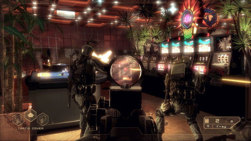 Screenshot 2 - Tom Clancy's Rainbow Six Vegas