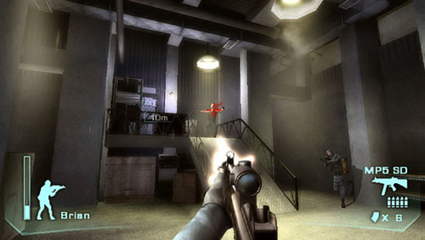 Screenshot 8 - Tom Clancy's Rainbow Six Vegas