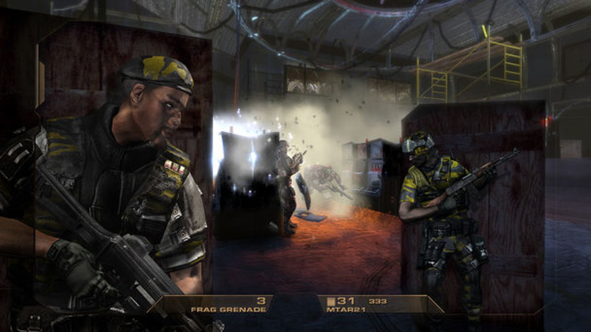 Screenshot 1 - Tom Clancy's Rainbow Six Vegas