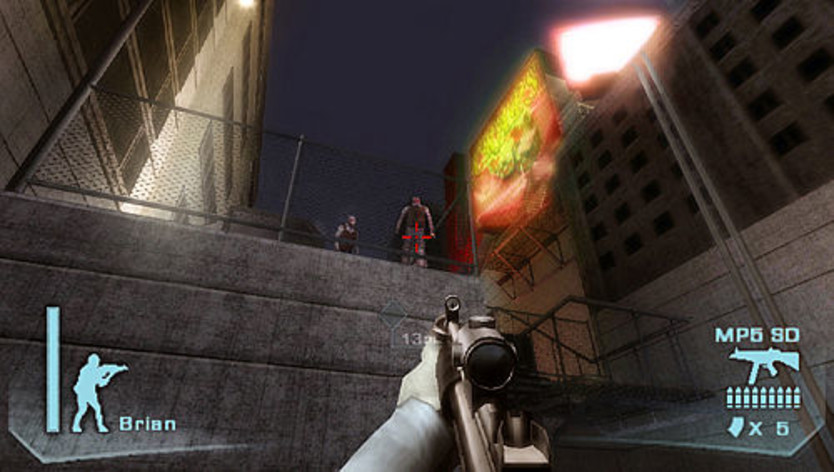 Screenshot 7 - Tom Clancy's Rainbow Six Vegas