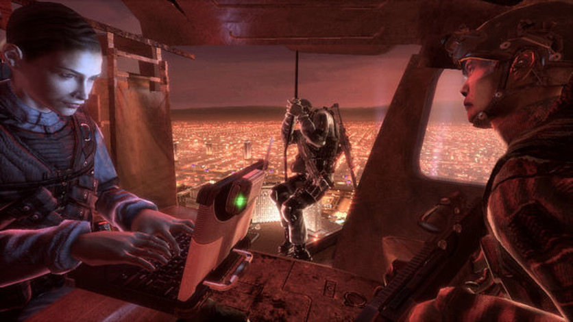 Screenshot 4 - Tom Clancy's Rainbow Six Vegas