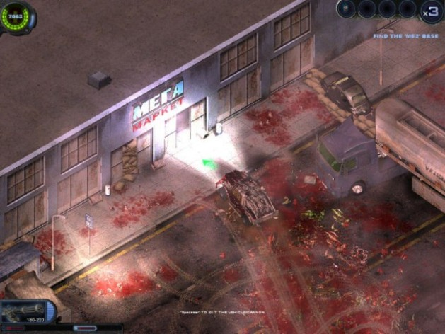 Screenshot 6 - Alien Shooter 2 Reloaded