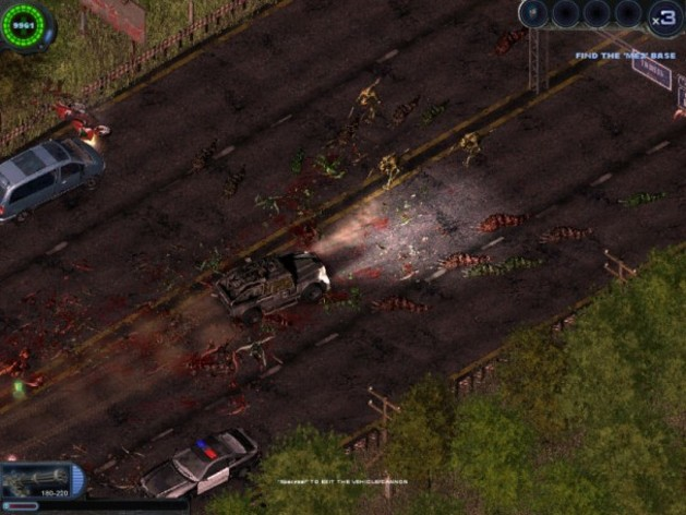 Screenshot 7 - Alien Shooter 2 Reloaded