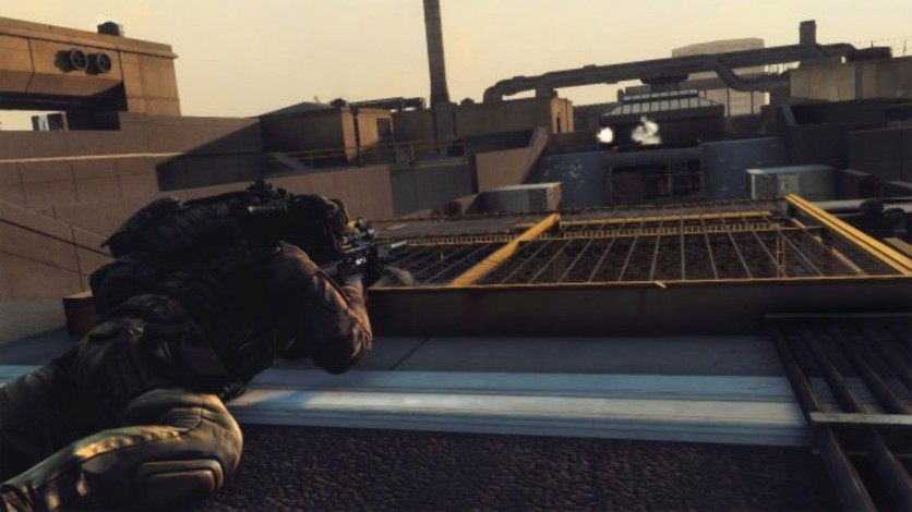 Screenshot 4 - Tom Clancy's Ghost Recon Future Soldier - Arctic Strike Map Pack