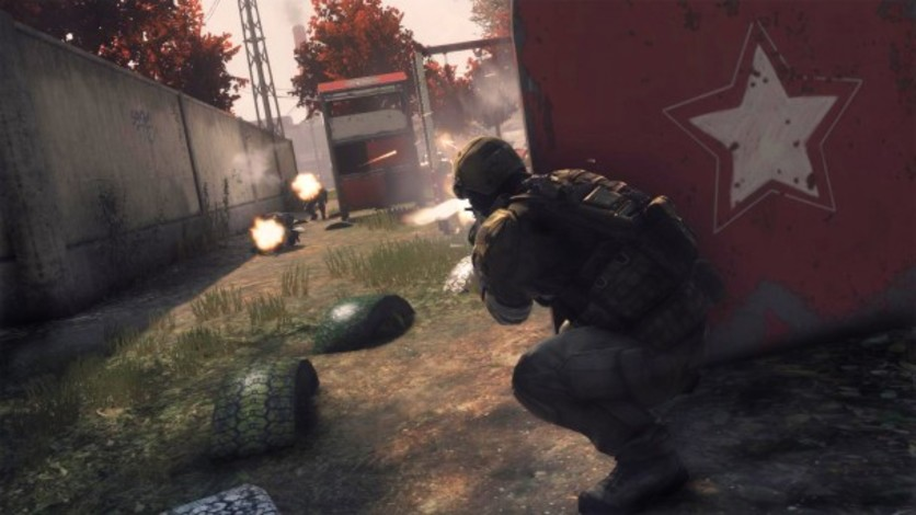 Screenshot 2 - Tom Clancy's Ghost Recon Future Soldier - Arctic Strike Map Pack