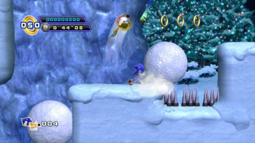 Screenshot 5 - Sonic The Hedgehog 4: Episode II