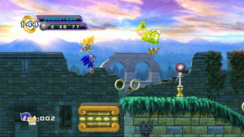 Screenshot 7 - Sonic The Hedgehog 4: Episode II