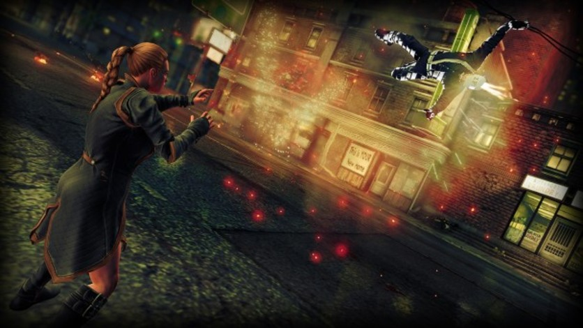 Screenshot 1 - Saints Row IV - Element of Destruction Pack