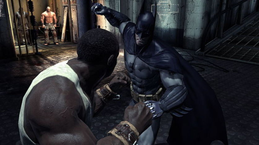 Screenshot 3 - Batman Arkham Asylum GOTY