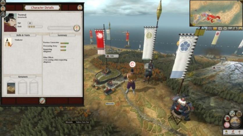 Screenshot 11 - Total War: Shogun 2 - Rise of the Samurai