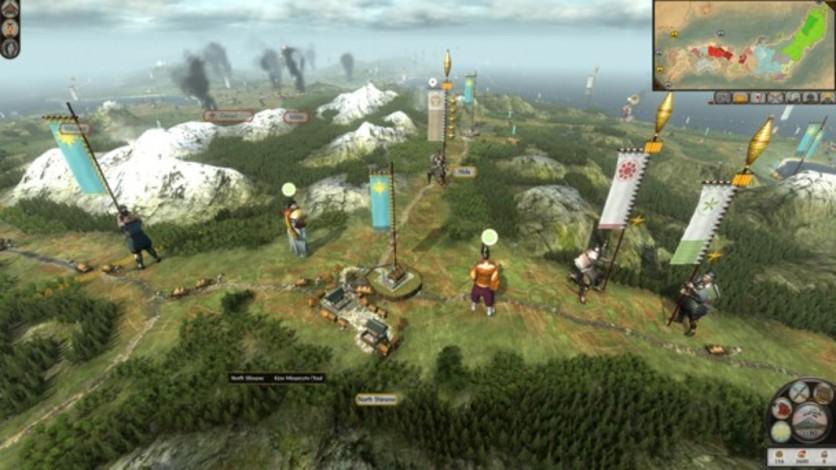 Screenshot 3 - Total War: Shogun 2 - Rise of the Samurai