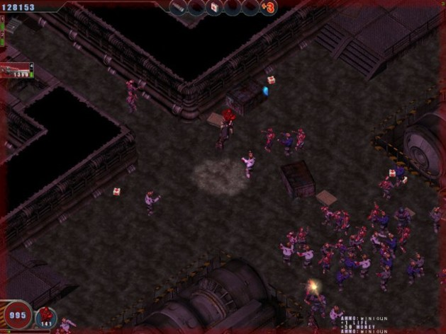 Screenshot 6 - Zombie Shooter
