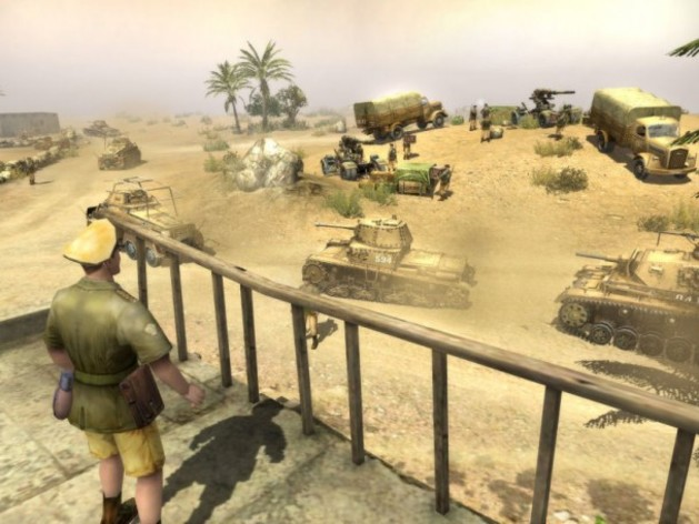 Screenshot 2 - Men of War