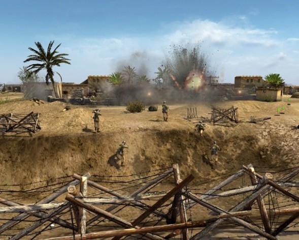 Screenshot 6 - Men of War