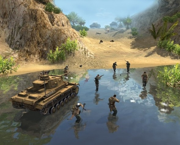 Screenshot 5 - Men of War