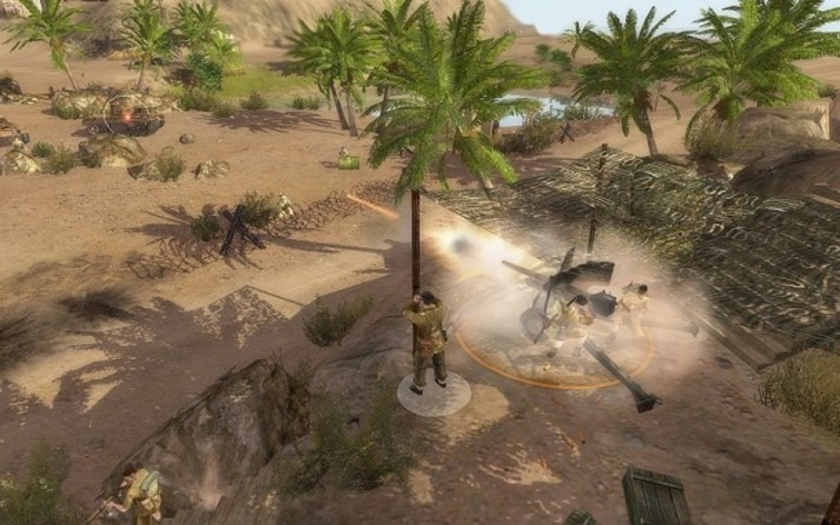 Screenshot 4 - Men of War