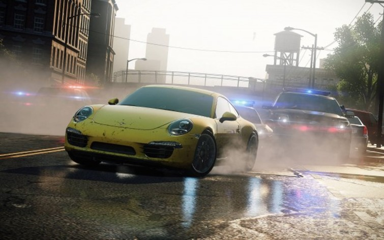 Screenshot 6 - Need for Speed Most Wanted