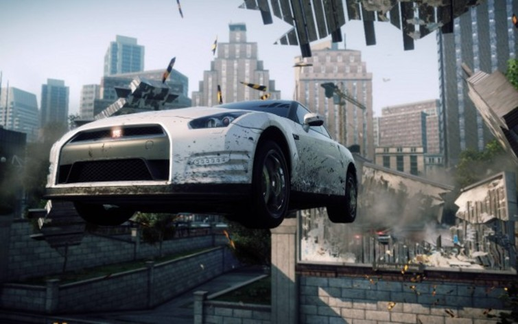Screenshot 4 - Need for Speed Most Wanted
