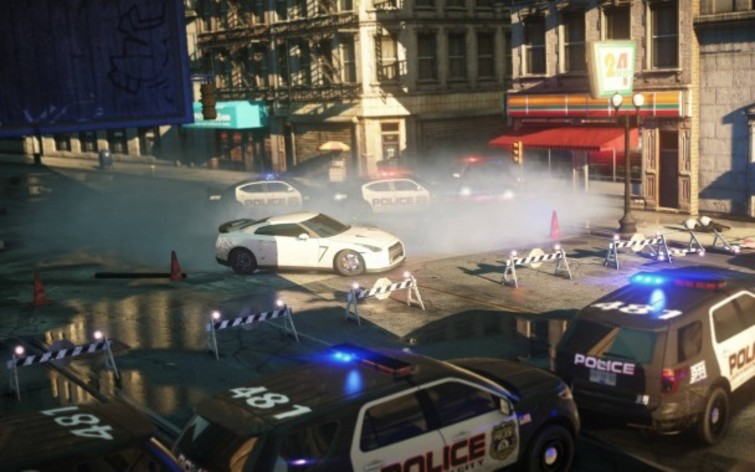 Screenshot 10 - Need for Speed Most Wanted