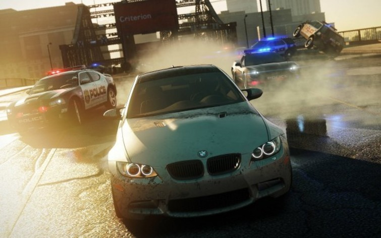 Screenshot 9 - Need for Speed Most Wanted